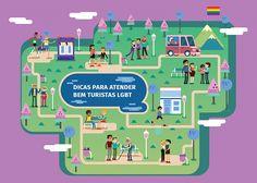 MTur lança cartilha para melhorar serviços para viajantes LGBT