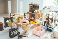 Thoughts from Alice: Dollhouse Therapy: A Mini Renovation Challenge!