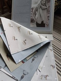 Roman Blind any Sophie Allport fabric tailor made to measure by SweetwellsInteriors on Etsy How To Make A Roman Blind, Runner Ducks, Window Ledge, Outdoor Blinds, House Blinds, British Standards, Roman Blinds, Woodland Party, Beading Supplies