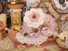Улитка с корзинкой кухонная (Тильда) - улитка Тильда,интерьерная композиция