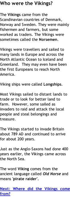 an analysis of the topic of the vikings Over the 250 years of the period called the viking age, the economics of the people known as the vikings changed and adapted, and sometimes failed.