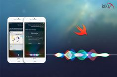 Get More Out of Siri with iOS App Development with Swift  #RootInfoSolutions #iOS Swift App Development