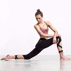 Ballet Yoga Pants - Rebel Style Shop - Unleash your inner ballerina with this dainty workout leggings.