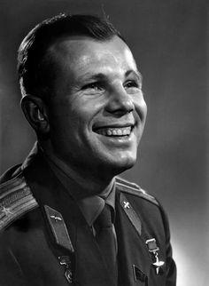 Yuri Gagarin by Yousuf Karsh
