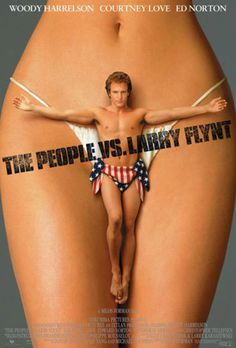 The People Vs Larry Flynt Banned Poster