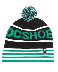 3212794819c TWO SEASONS - MENS - HEADWEAR - BEANIES - VOSCO BEANIE BY DC IN BLACK Second