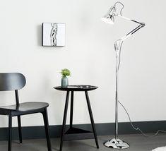 le lampadaire Original 1227 luminaire lighting design signed by Georges Carwardine #lampadaire #Anglepoise #GeorgesCawardine #Années30 #artdeco #30's