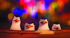 Pin for Later: Thanksgiving Weekend Movie Guide: What to See and Who to Take Penguins of Madagascar