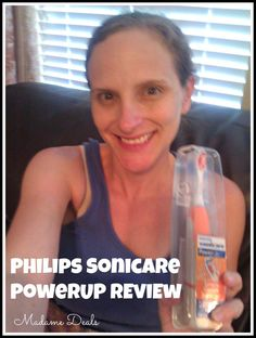I love my new Philips Sonicare PowerUp! It's time to #powerupursmile! #shop #cbias