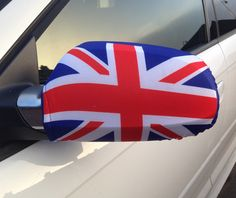 Our Union Jack Car Mirror Flag is the perfect addition to your car so that you can fly your colours! So if your feeling patriotic, buy your flag and hold it high!