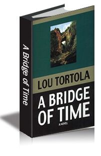 Author, Lou Torola was born in Miranda Italy, a medieval village that clings to the side of a mountain. He is married to a supportive wife Linda, they have 3 daughters; Tiffany, Tina & Felicia. He is working on his 2nd novel, a suspenseful crime fiction. Lou's site: http://www.abridgeoftime.com/    The book has been compared to The Bridges Of Madison County. Read it free tonight here: http://bit.ly/xdQQG8