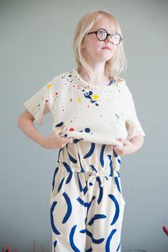 Bobo Choses: lovely children's clothing for summer. More on petitapetitandfamily.com