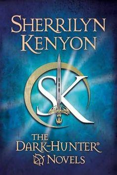 "Favorite Author }- Sherrilyn Kenyon's ""Dark Hunter"" Series is awesome"