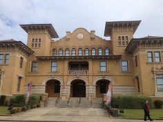 T.T. Wenthworth, Jr. Museum in downtown Pensacola...fun place to take the kids