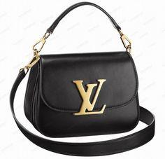 Louis Vuitton M94295 Parnassea Vivienne LV Black- love this