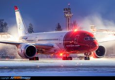 Norwegian Air Boeing 787-8 Dreamliner