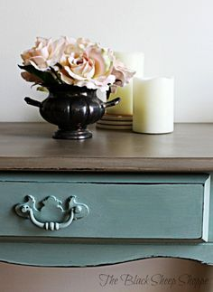 Use paint to transform cheap furniture for a classic look. Unique Furniture, Upcycled Furniture, Cheap Furniture, Discount Furniture, Kids Furniture, Painted Bedroom Furniture, Bedroom Decor, Painting Laminate, Laminate Furniture