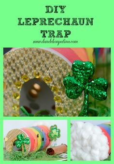 Building a Leprechaun Trap can be tricky. Simple tutorial on creating a DIY leprechaun trap for St. Patrick's Day. (scheduled via http://www.tailwindapp.com?utm_source=pinterest&utm_medium=twpin&utm_content=post458259&utm_campaign=scheduler_attribution)