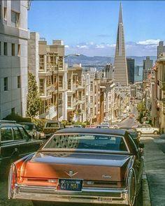 Transamerica Pyramid, San Francisco, Street, 1970s, Nostalgia, Instagram, Clay, Vintage, Clays