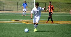 Vazquez Selected to NSCAA Division II Atlantic All-Region Team