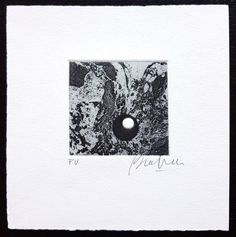 Etching by Bea Mahan
