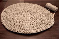 Zpagetti carpet crochet / haken - Dimfies