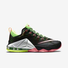 best service 64118 b8372 Buy and sell authentic LeBron 12 Low Remix shoes and thousands of other Nike  sneakers with price data and release dates.