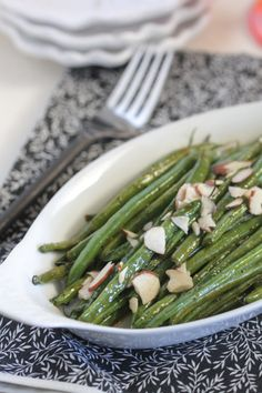 Asian green beans, Green beans and Beans recipes on Pinterest