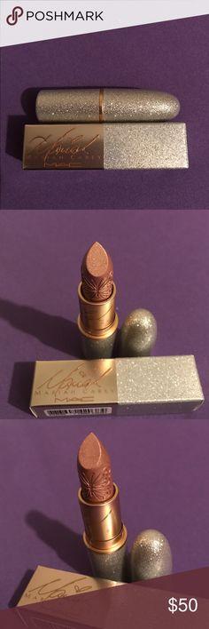 MAC MARIAH CAREY COLLECTION Mac Mariah Carey-All I want lipstick MAC Cosmetics Makeup Lipstick