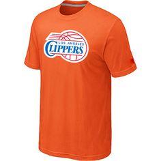 c2f7d1f789f66 NBA Los Angeles Clippers Big   Tall Primary Logo L.Grey T-Shirt