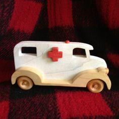 Work Vehicles Series - Ambulance