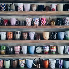 Mug Collection....