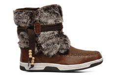I Love Shoes Feutre (braun) - Stiefeletten & Boots bei Sarenza.de (101134)