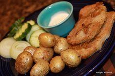 Recipes We Love: Boneless Pork Chops-- the easy way