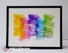 Card by Karola using Celebrate Artsy and Fond Expressions 2