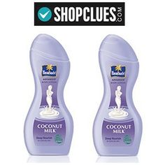 Parachute Coconut Milk Advansed Body Lotion Set of 2 at Rs.93 with Shipping - Shopclues