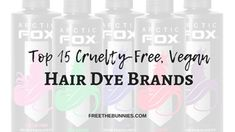 #Cruelty – Free #HairColor