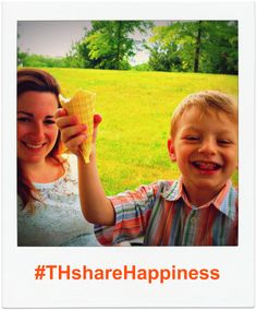 Happiness to this doctor is watching his son enjoy homemade ice cream on a warm summer day.  Physicians/APCs: Share photo of what happiness looks like to you by June 27th for a chance to win prizes from Amazon, Apple or Nike.   https://apps.facebook.com/696319263743141  #THshareHappiness