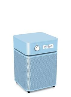 The #1 Rated Air Purifier: Austin Air Baby's Breath™ - Perfect for your baby or toddler's room. Removes 99.97% of airborne dust, mold, VOCs, bacteria and viruses for a cleaner, healthier room. PureLivingSpace features only the best healthy home products that are safe and effective. Click to learn more about this high performing air purifier or Pin to save for later.