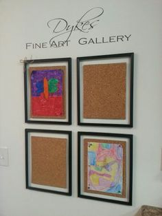 Fine Art Gallery for children