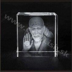 Darček Gravírovanie skla - Kocka