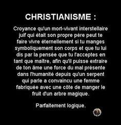 #logique et #christianisme