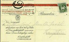 Sør-Trøndelag fylke Trondheim Reiseadvis fra Margarinfabrikken Arild 1933