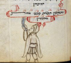 Rosh Hashanah in the Middle Ages :http://www.medievalists.net/2015/09/13/rosh-hashanah-in-the-middle-ages/