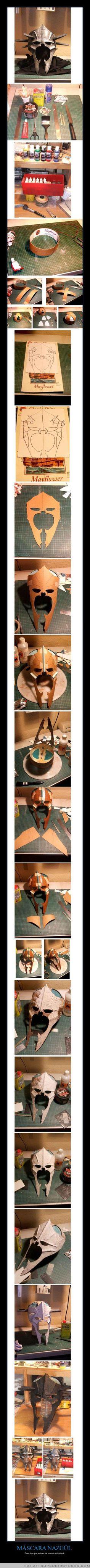 Mascara Nazgul
