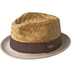 Sombrero de Paja hombre Marrn Gilligan A Well Dressed Man  Hats  60cf68e825f