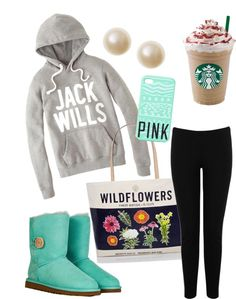 """Lazy Class Ootd"" by virginiaprep on Polyvore"