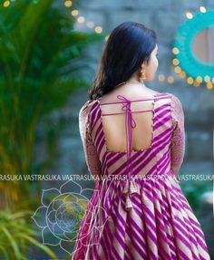 These Ethnic Long Dresses Will Give The Most Elegant Looks!! • Keep Me Stylish Cotton Long Dress, Long Gown Dress, Saree Dress, Long Dresses, Long Frock, Long Gowns, Stylish Dress Designs, Designs For Dresses, Long Gown Design