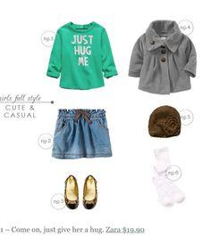 Zara baby girl fashion