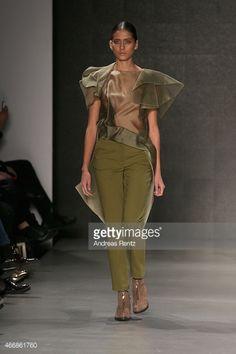 fashion week a/w 2015 khaki - Google Search